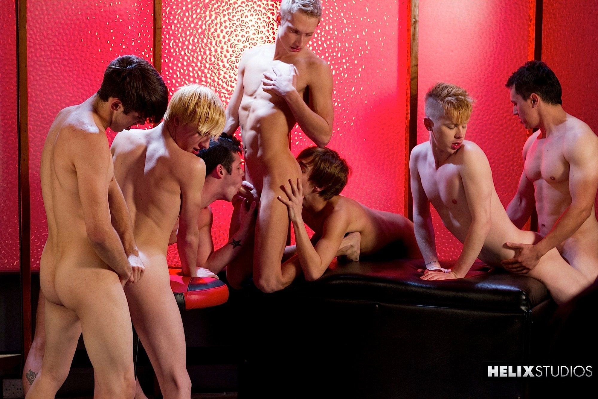Click Here To Watch Full Scene at Helix Studio ~